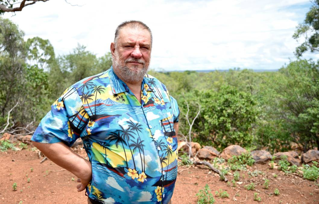 Dr Peter J Spafford says the closure of his clinic Gorge Health was a dark time in his long-spanning career. Picture: Roxanne Fitzgerald.