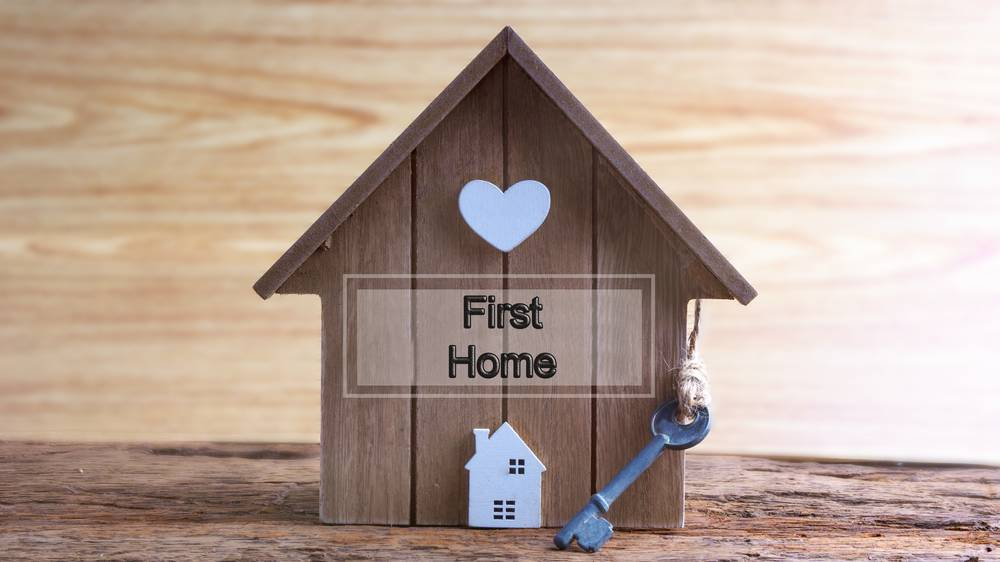 First home buyers are surging ahead