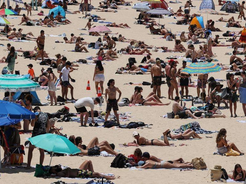Southeast Australia can expect heatwave conditions over the next few days.